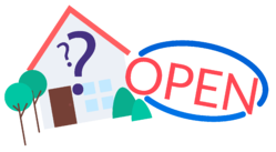 _HR - Work from home and Open sign